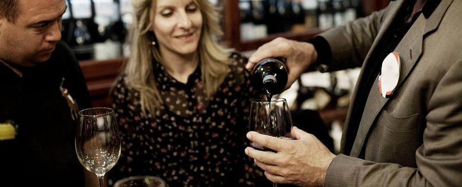 Come vendere vino online