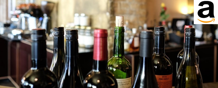 vendere vino su amazon