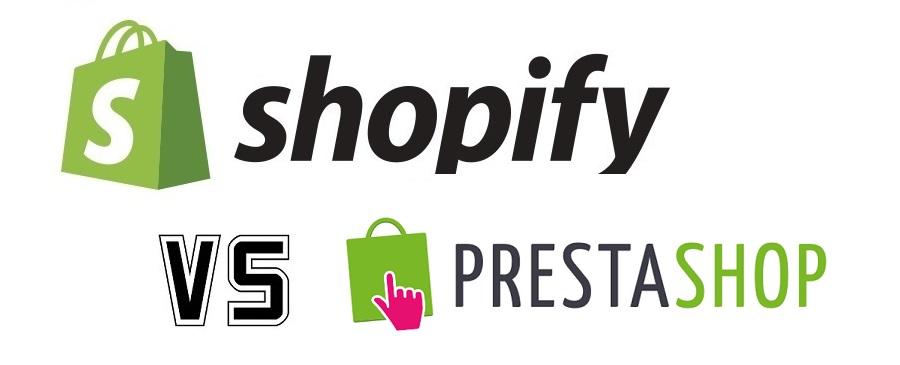 shopify vs prestahop