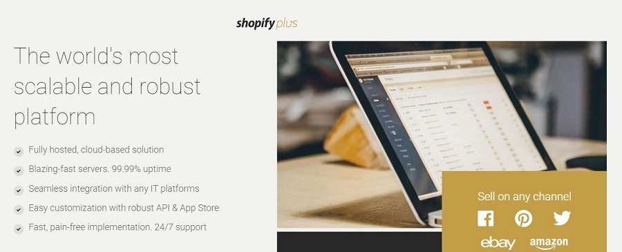 shopify enterprise