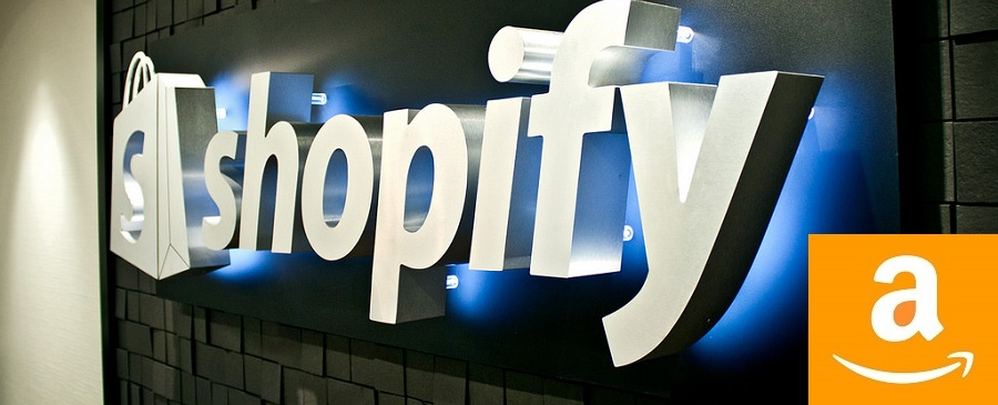 shopify amazon