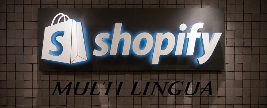 shopify multi language