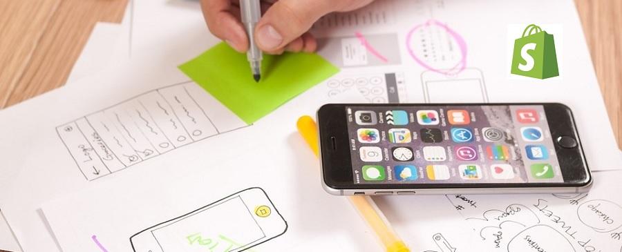 app mobile shopify