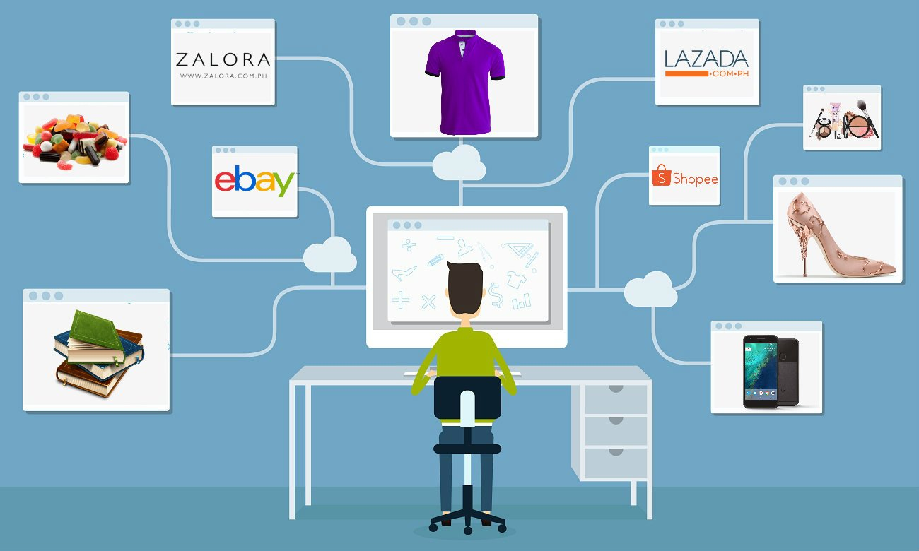 Vendita online prodotti