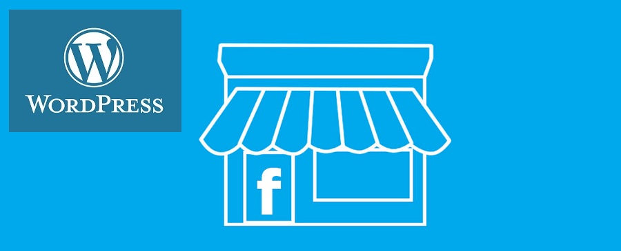 wordpress facebook store