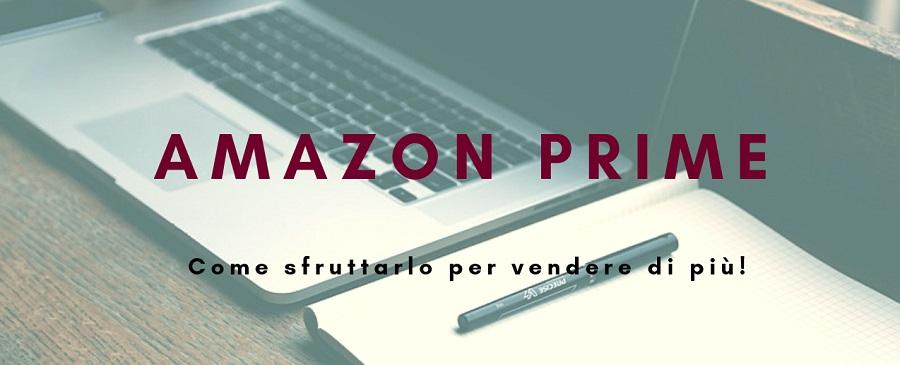 Vendere con Amazon Prime