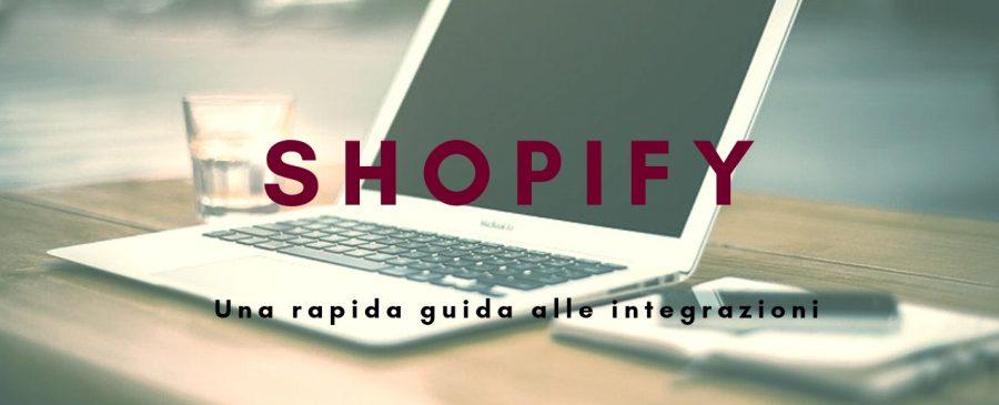 Integrazioni Shopify