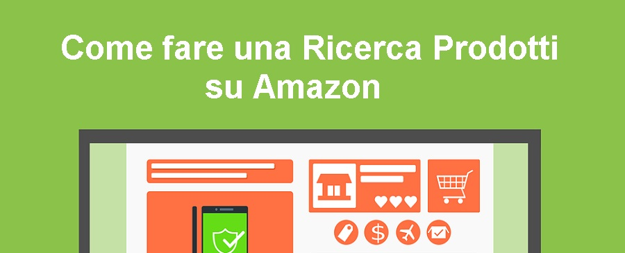 Ricerca prodotti Amazon