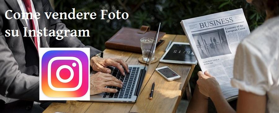 Vendere Foto su Instagram