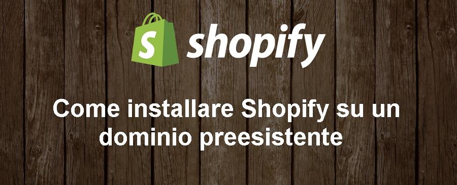 Dominio Shopify
